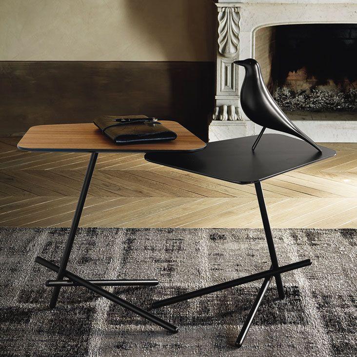Stoliki kawowe Laser – minimalistyczna perfekcja designu