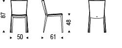 Szablon Krzeslo_Vittoria CattelanItalia