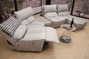 sofa do salonu Hip Hop
