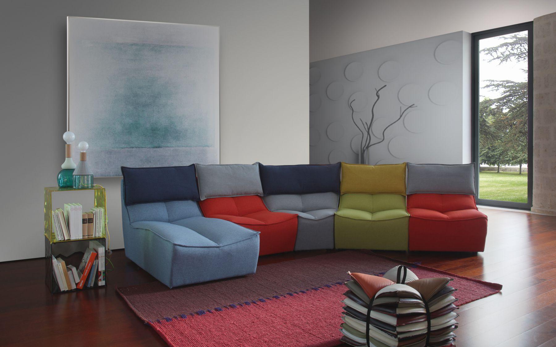 Sofa do salonu Hip Hop wiele potrafi…